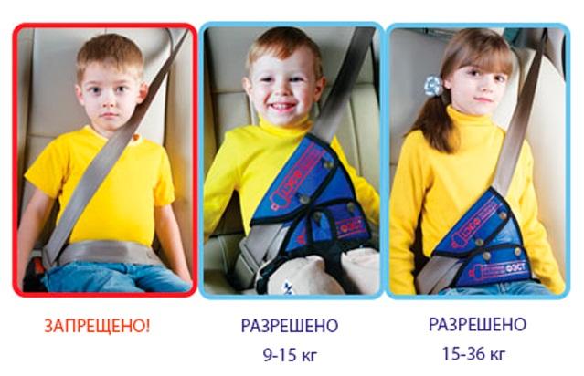 Как сделать своими руками детское удерживающее устройство